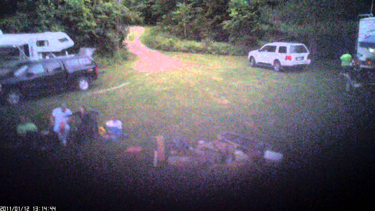 Two Creeks Clothing Optional Campground | Minnesota and