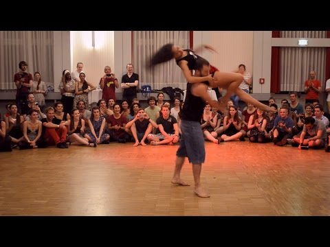 Forro de Domingo Festival 2015 - Valmir & Juzinha - Stuttgart, Alemanha