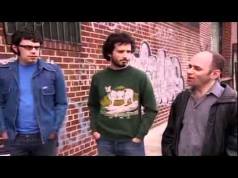Flight of The Conchords  Todd