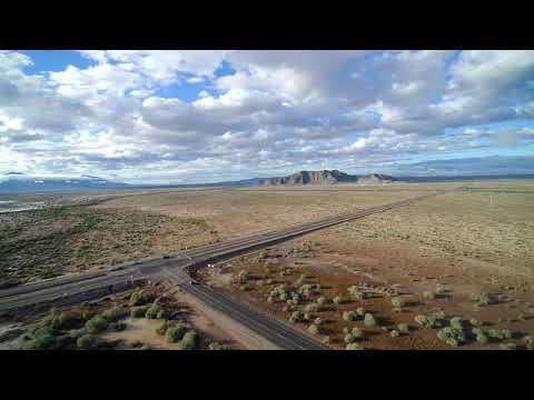 Desert Drone Flight Near Maricopa, AZ - #111