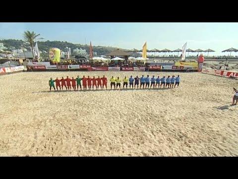 Alfa Lebanese Beach Soccer Championship - Semifinal Game -Army v/s RLTT