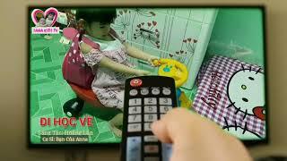 Đi Học Về - Minh Họa Anna - SaNa Kids TV