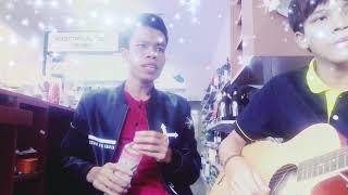 """Cover Song """" បុប្ផាកំពុងហាវ """"    (bo pha kom pong hoa ) Sad nas"""