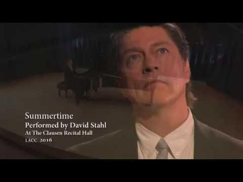 David Stahl - SummerTime