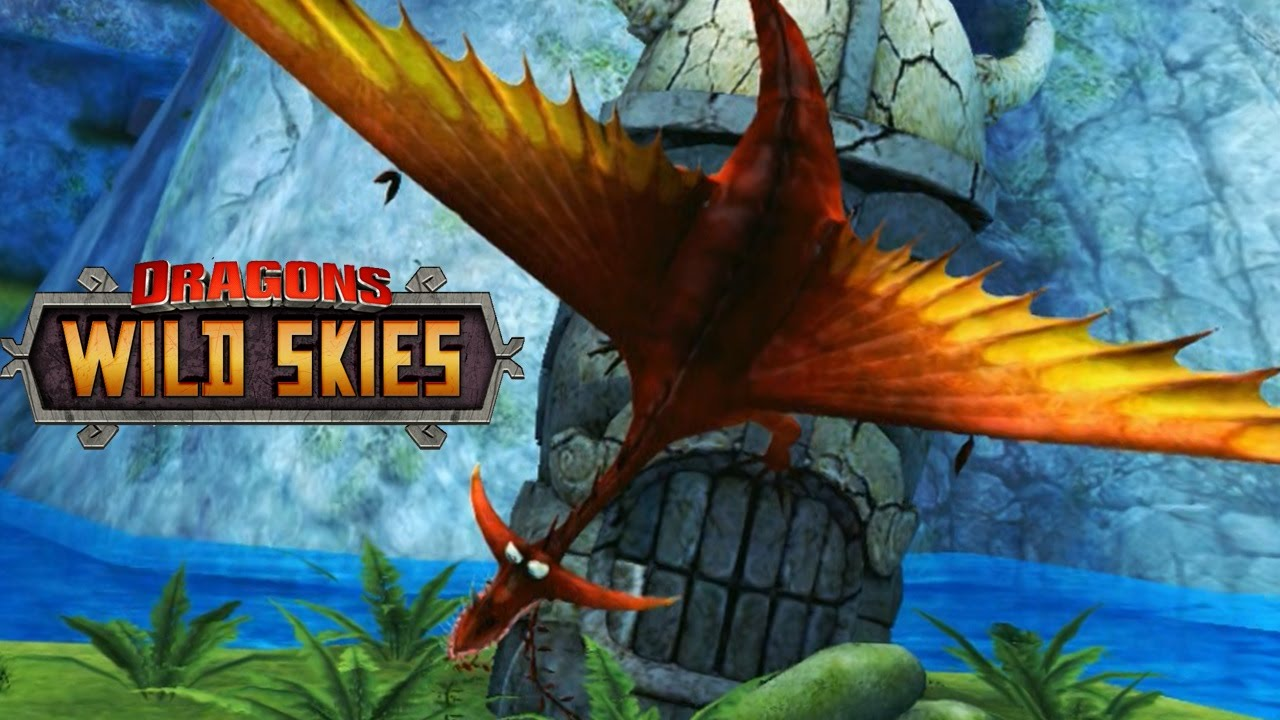 how to train your dragon wild skies all dragons