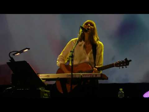 Beth Orton 2017-06-13 Shopping Trolley at The Concert Hall, Sydney Opera House