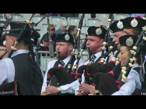 World Pipe Band Championships 2017 - Grade 2 Final: Lomond & Clyde