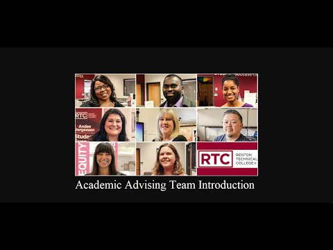 Renton Technical College: Academic Advisor Introduction - NEOO