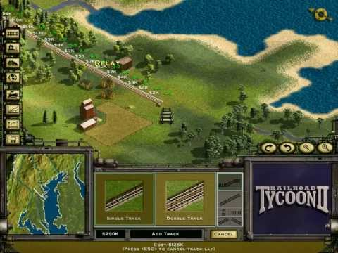 Let's Play Railroad Tycoon 2 | E1: Scenario 1; Making business!