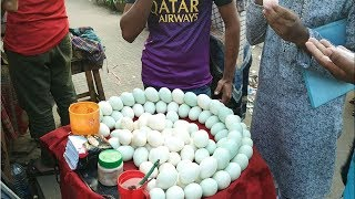 Pure Healthy Food Duck Boiled Eggs ...