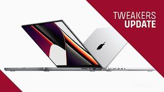 Tweakers Update - Apple MacBook Pros Met M1 Pro- En Max En AirPods 3