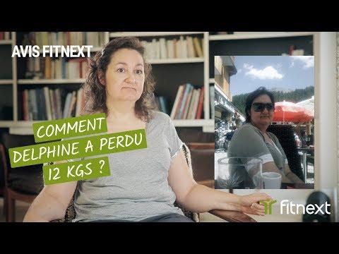 Avis Fitnext  - Comment Delphine A Perdu 12 KGS ?