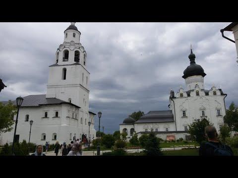 Остров-град Свияжск  Татарстан Экскурсия июль  2019