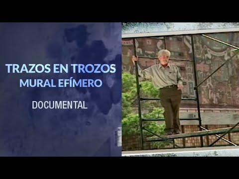 Trazos En Trozos Mural Efimero Mexico 68 Ganador 2a Convocatoria