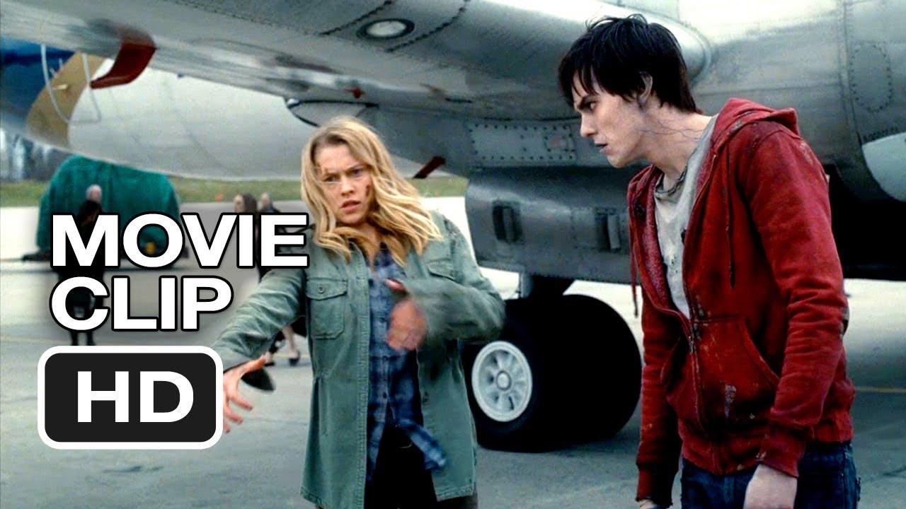 "Download Warm Bodies Movie CLIP - ""Be Dead"" (2013) - Nicholas Hoult Zombie Movie HD"