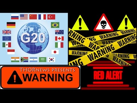 G20 is Warned about Economic Collapse