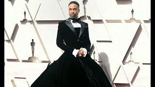 Why Jada Pinkett Smith is Praising a Black Man Wearing a Dress At Oscars