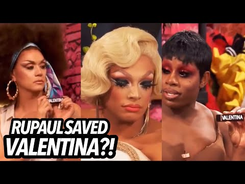 Did RuPaul Save Valentina?