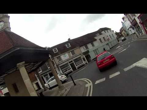 A Ride Through Newbury, Berkshire