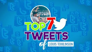 Here are the Top 7 Tweets of @Louis_Tomlinson. Which one