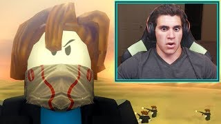 REACTING to THE LAST GUEST 2 Roblox Movie Trailer