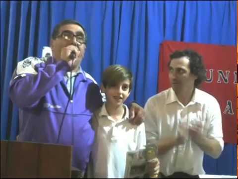 """ENTREGA DE PREMIOS """"MUNDO BABY"""" en SALINAS TV"""
