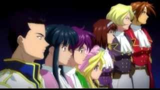 Sakura Wars PS2 opening