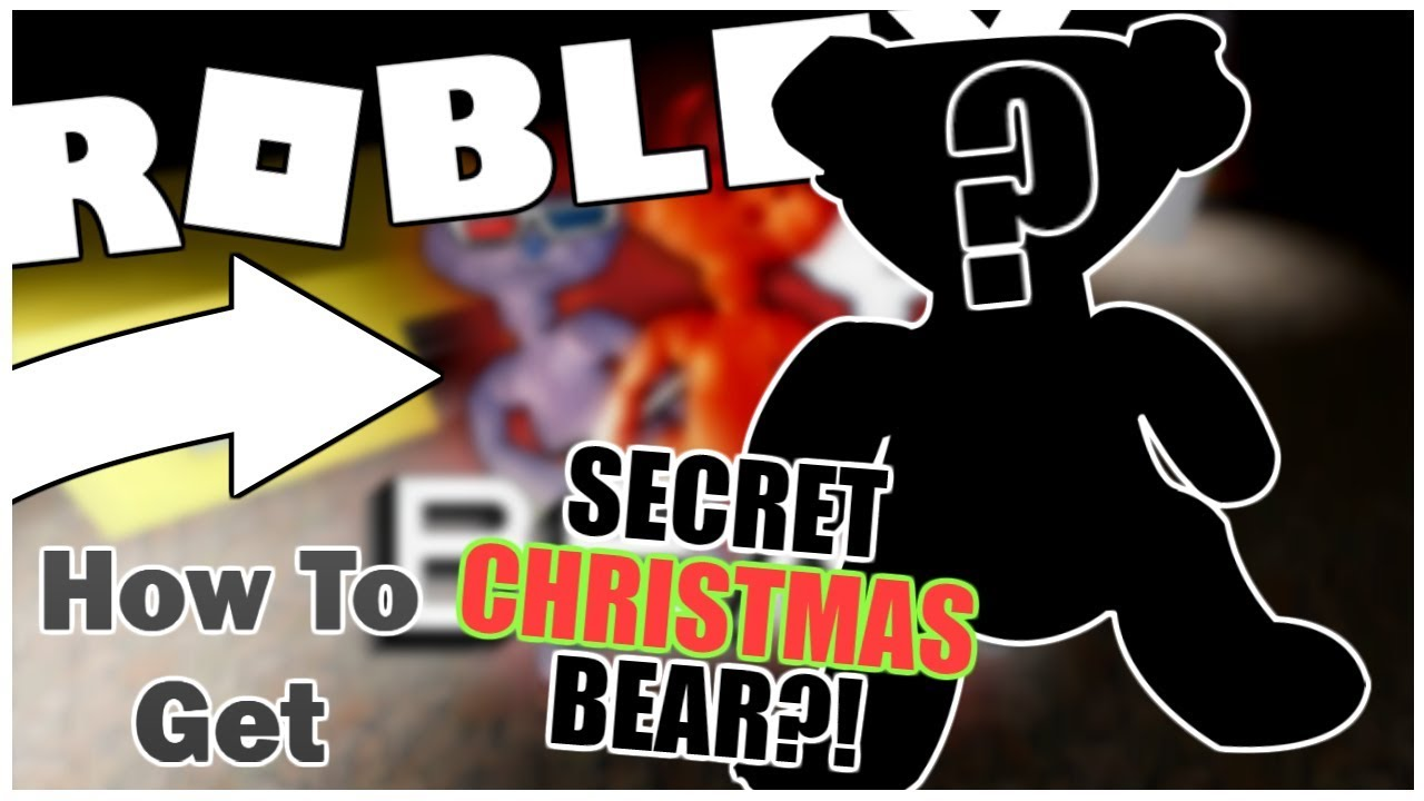 New Secret Christmas Bear Coming To Bear Not Currently