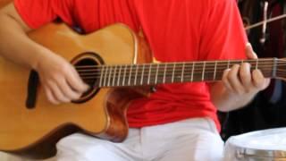 60 năm cuộc đời- Test đàn Guitar cao cấp _Guitar Cover