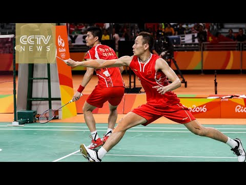 Exclusive: Interview with Chinese men's doubles badminton champs