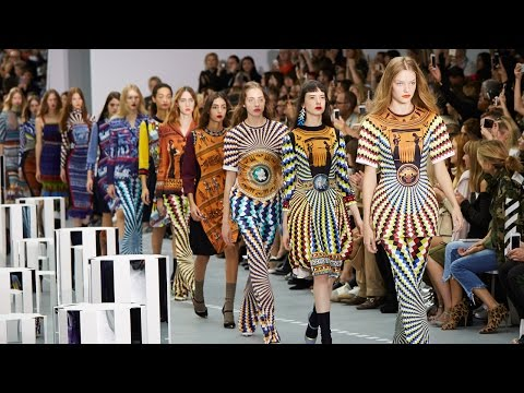 Overall Highlights From London Fashion Week September 2016 Youtube