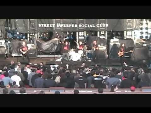 Street Sweeper Social Club: 100 Little Curses (Mountain View, 05/22/2009)