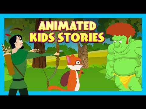 KIDS STORIES - ANIMATED STORIES FOR KIDS || TIA AND TOFU STORYTELLING