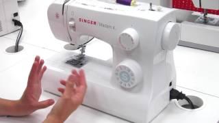 Voici une vidéo qui vous expliquera comment utiliser une machine à coudre! Connaitre tous les boutons de sa machine à coudre! Pour plus d'informations, nous ...