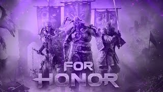 For Honor Ps4 Livestream! Playing with viewers! Lets slay a day away :)