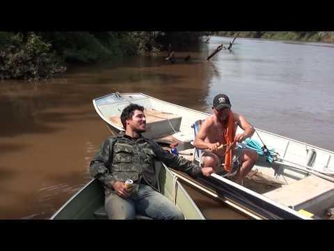 Pescaria Rio Miranda 19/08/17 Parte 2 Campo Grande MS