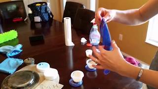 Norwex demos- LOTS of simple and fun demos by Michaela
