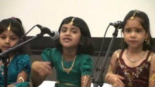 Oli Padaitha Kanninai by Tanvi, Pranavi, Dhanya and Lasya