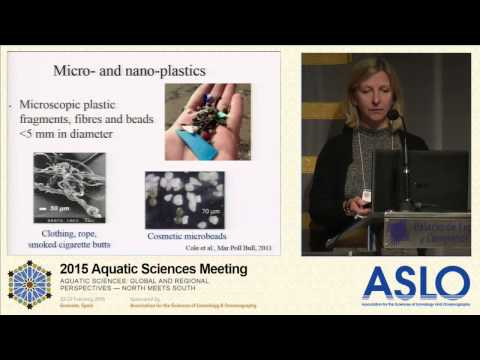 2015 ASLO Plenary: Tamara Galloway