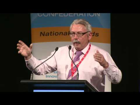 2016 Conf Mark Burgess - Linking Modes to Transform the Perth Public Transport Network