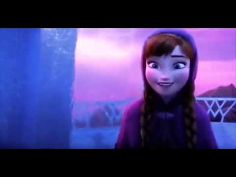 Frozen anna for the first time in forever
