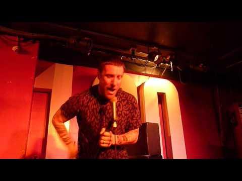 Sleaford Mods 02 Snout (100 Club London 11/11/2016)