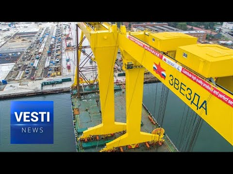 The Star of the Far East: Special Report on Vladivostok's New Shipyards Creating Next Gen Boats