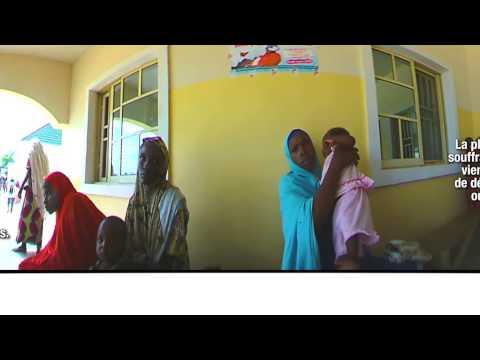 Nigeria, à 360° dans un centre de Maiduguri [Médecins Sans Frontières]