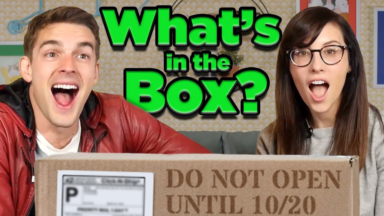 What's in the Box? - Game Theory's BIG Secret