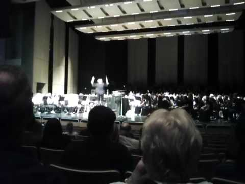 The Conejo Valley Unified School District 35th Annual All District Band Festival(11)