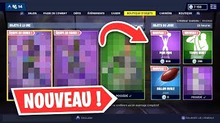 BOUTIQUE FORTNITE du 3 Février 2019 ! ITEM SHOP February 3 2019