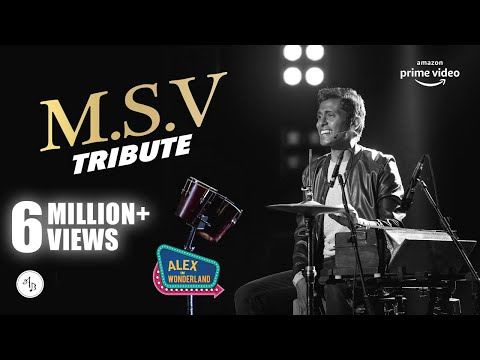 MSV TRIBUTE From ALEX IN WONDERLAND - Standup Comedy