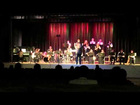 Arvida Middle School Jazz Band, 2016 MPA (2/3)