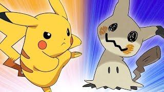 Pokemon Sun and Moon: 5 Minutes of Battle Royal - Gamescom 2016